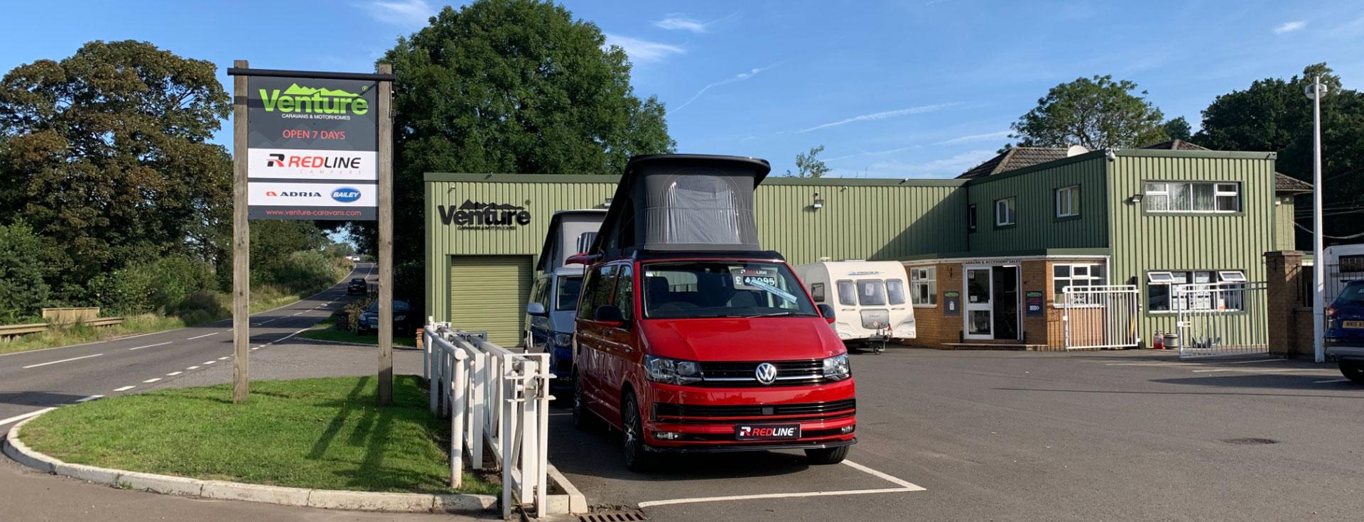 Venture Caravans Daventry