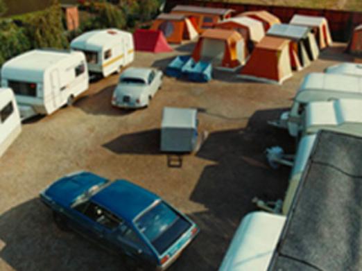 history of venture caravans