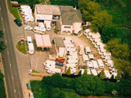 1987 venture caravans