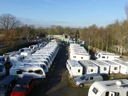 2011 venture caravans