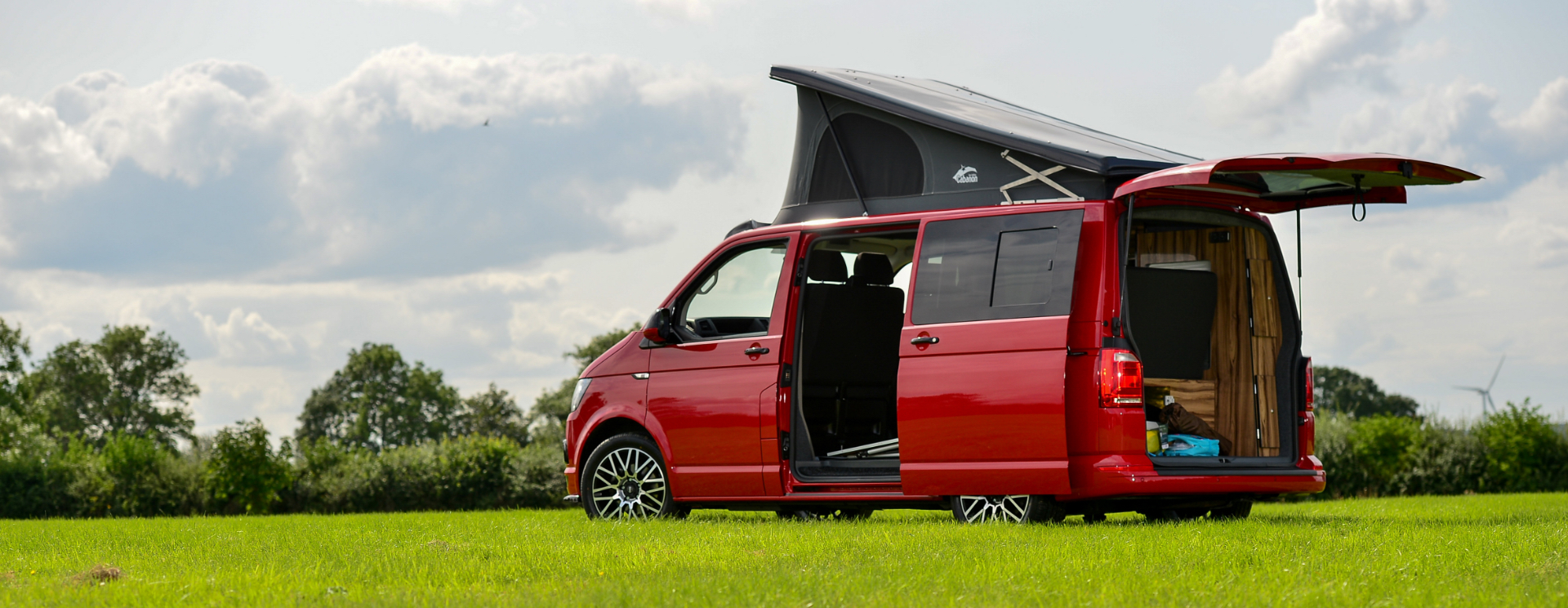 Campervan Financing
