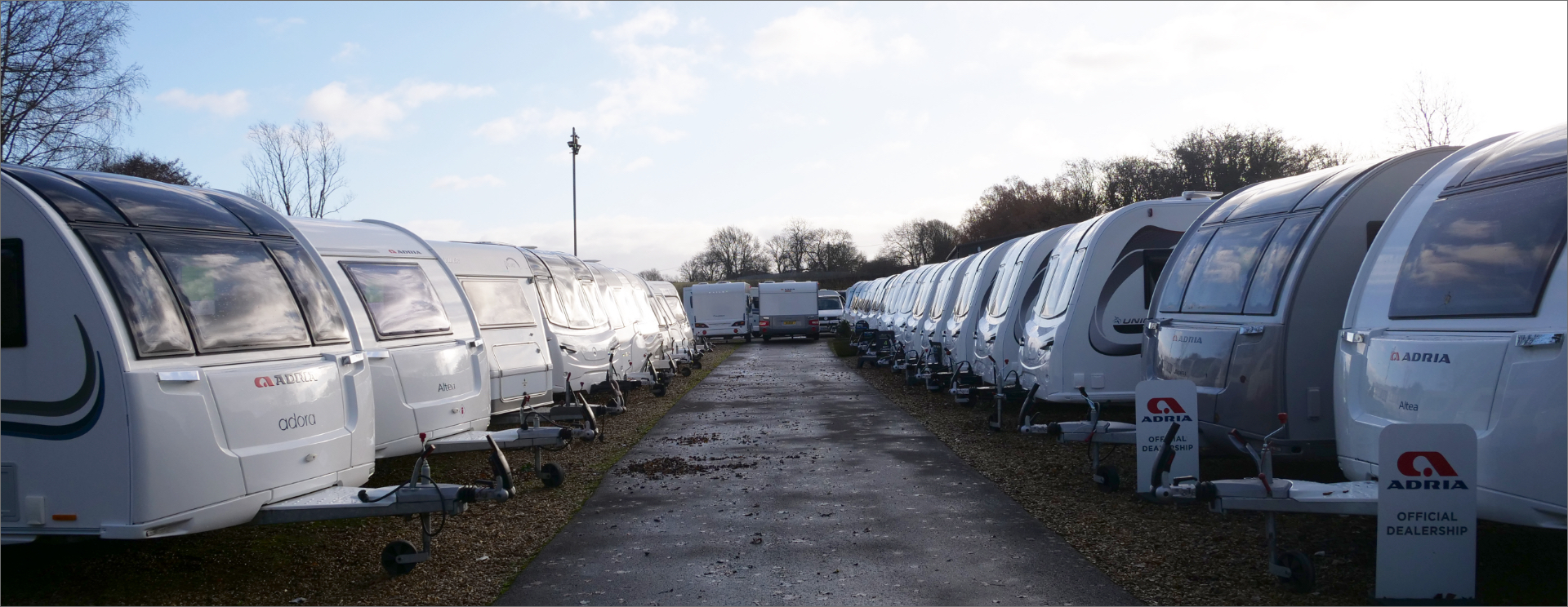 caravan range