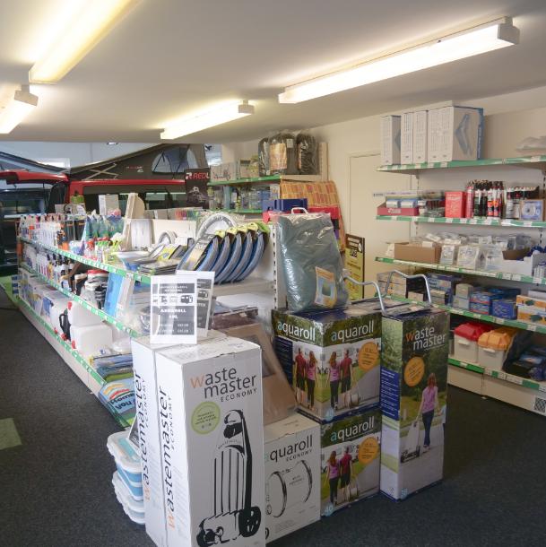 Venture Caravans Accessory Shop