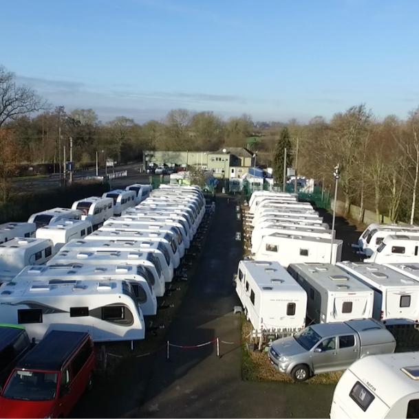 daventry venture caravans