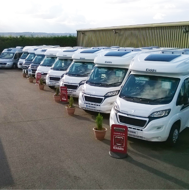 Venture Caravans Hitchin