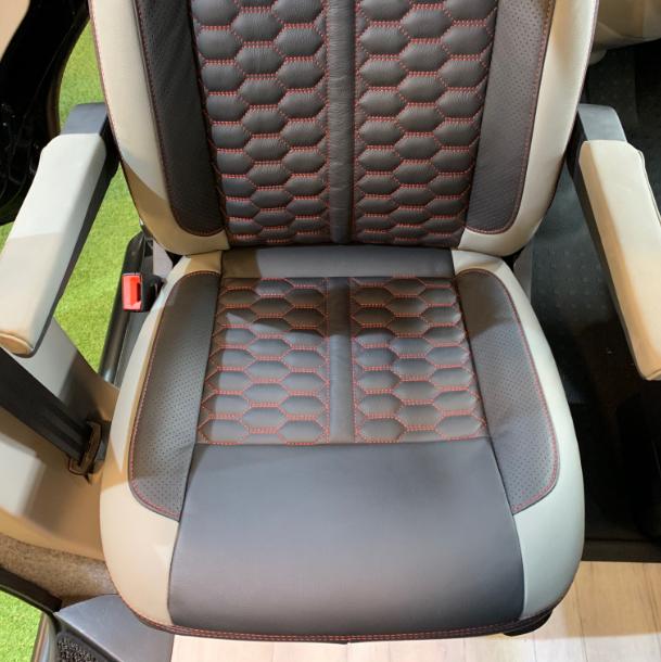 Redline Seats