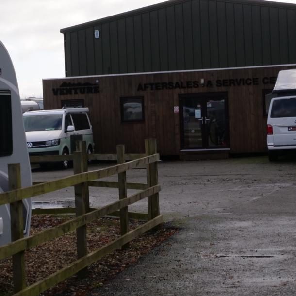 Servicing & Aftersales Venture Caravans