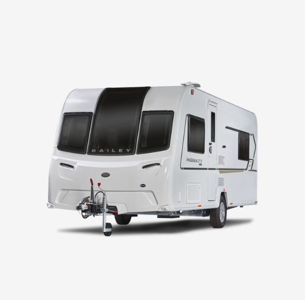 used bailey caravan