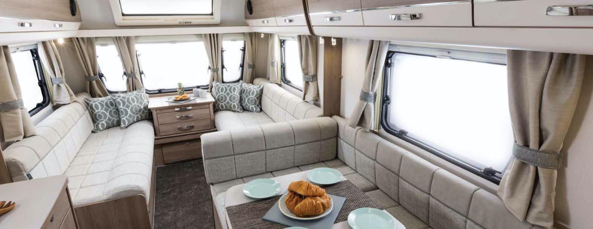 Compass Caravan Interiors