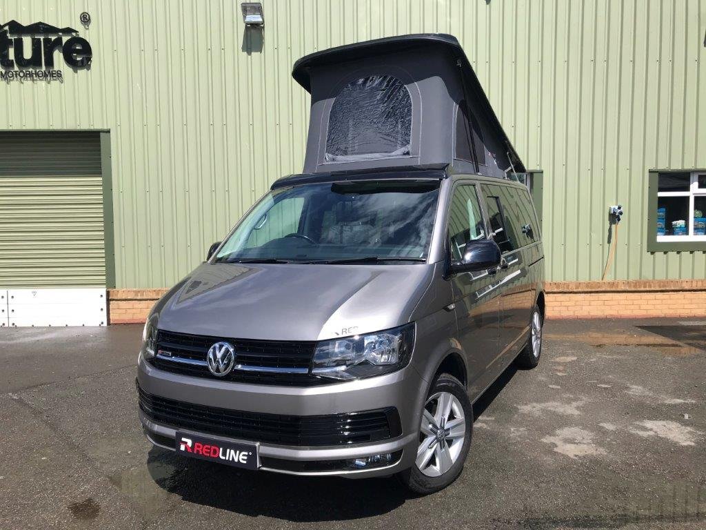 2016 VW Redline 4Motion Camper