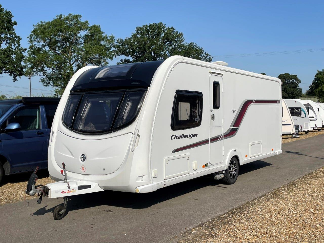 Swift Challenger 580 2012 for sale (2)